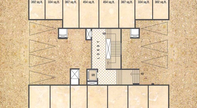 Whispering Palm Ground Floor Plan