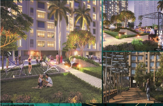 Planet North Opal More More Amenities At Dosti Planet North