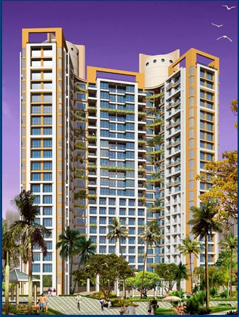 Nirmal Galaxy-Polaris, Mulund West