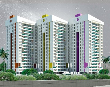 Jangid Galaxy, Thane West