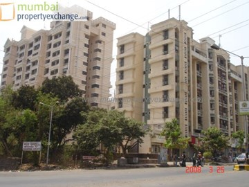 Cosmos Heritage, Thane West
