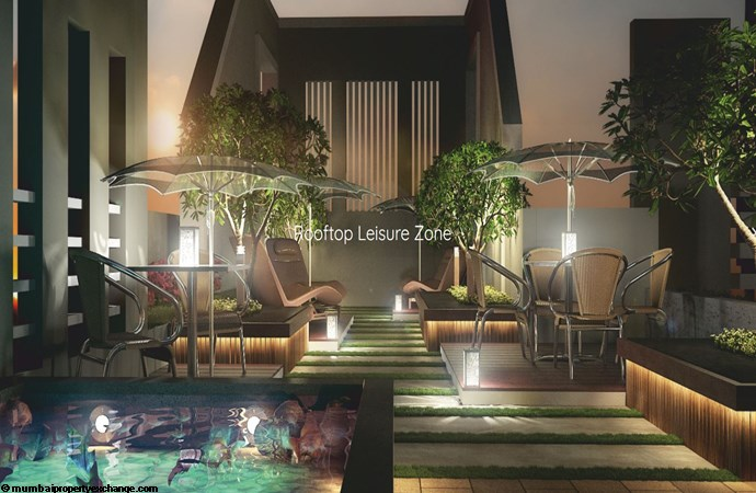 The Signature Tower Signature Tower Rooftop Leisure Zone
