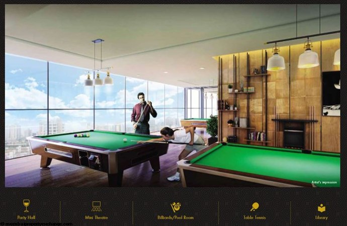 Runwal Pinnacle Runwal Pinnacle Lifestyle Amenities