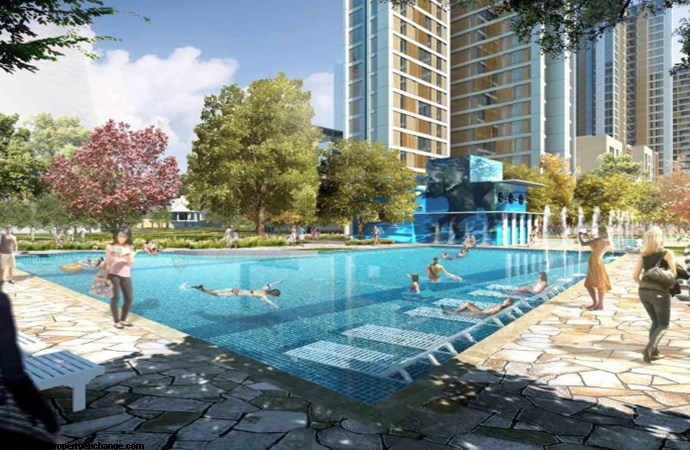 Piramal Vaikunth Cluster 3 T1 Piramal Vaikunth Cluster 3 T1 Swimming Pool