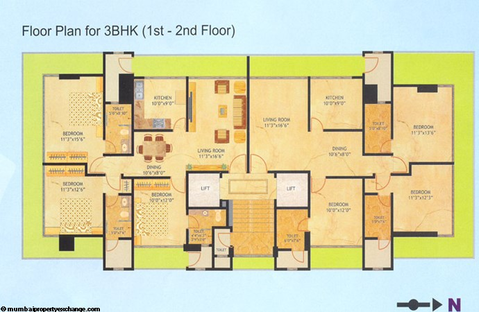 Mayfair Bliss Floor Plan
