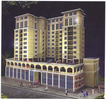 Acme Elanza, Ghatkopar West