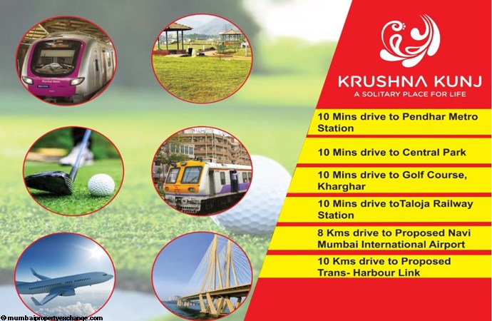 Krushna Kunj Krushna Kunj Location Connectivity
