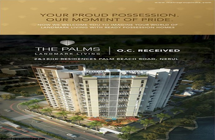 The Palms The Palms OC Received