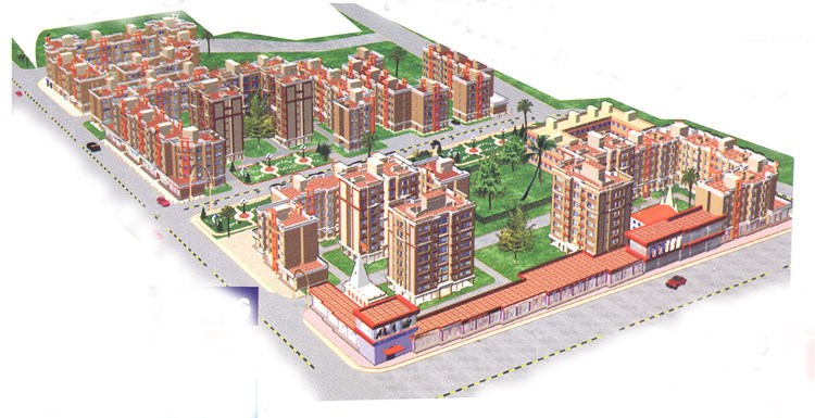 Matoshree Nagar Phase I