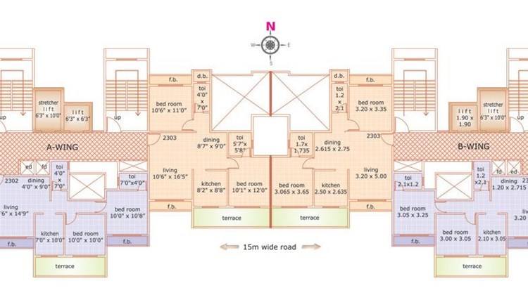 Yashvasin Floor Plan