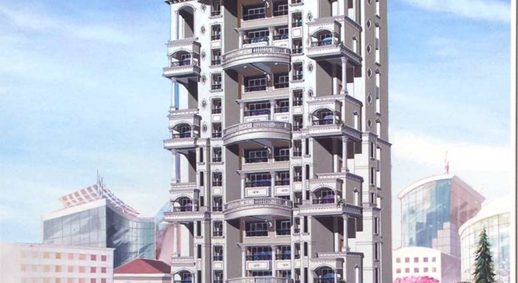 Poonam Tower