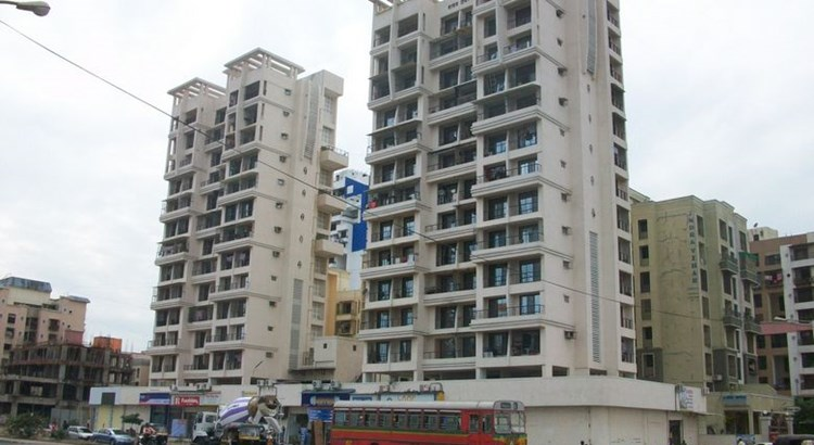 Satyam  Towers 10th Nov 2009