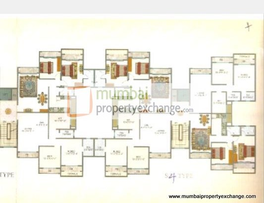 Riverside Park Floor Plan