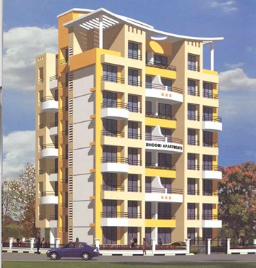 Bhoomi Apartments, New Panvel