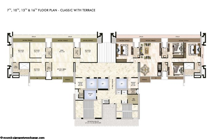 One Akshar One Akshar Floor Plan 2