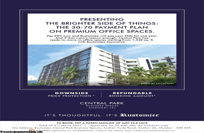 Rustomjee Central Park
