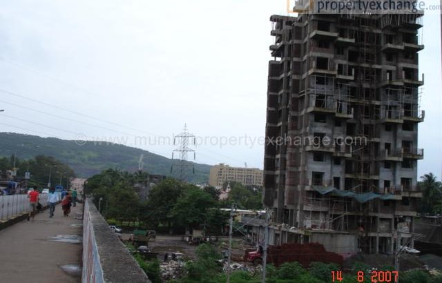 Maitri Tower 14 Aug 2007