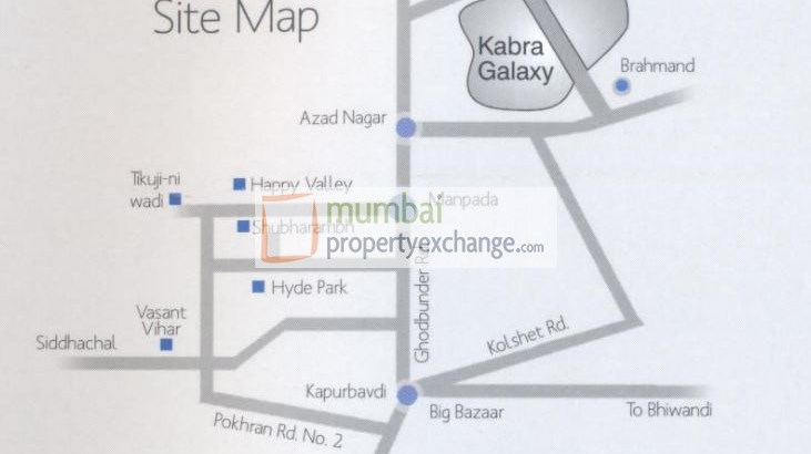 Kabra Galaxy Location