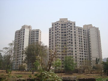 Siddhanchal 3 A, Thane West