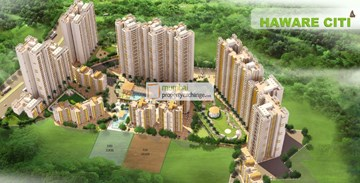 Haware City, Thane West