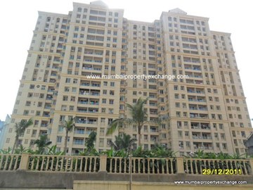 Pride Presidency Luxuria, Thane West