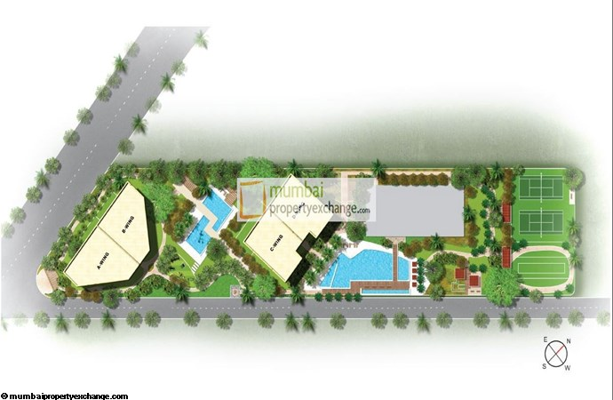 Orchid Turfview Layout