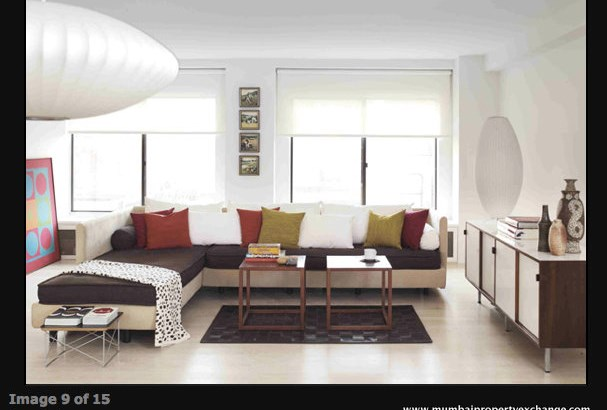 Lodha Imperia  Living Room