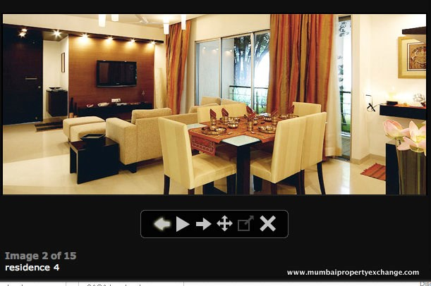 Lodha Imperia  Dining Area