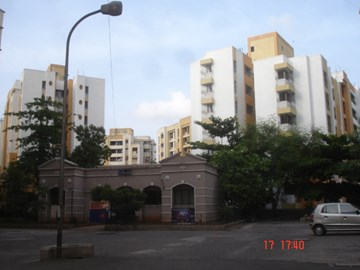 Cosmos Park II, Thane West