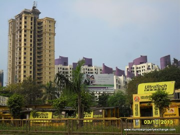 Cosmos Springs Angle, Thane West