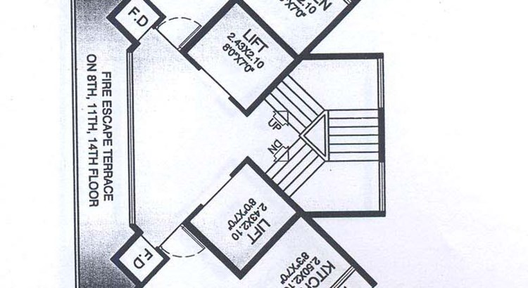 Bhoomi Harmony Even Floor Plan