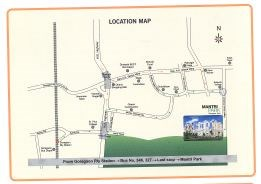 Mantri Park location