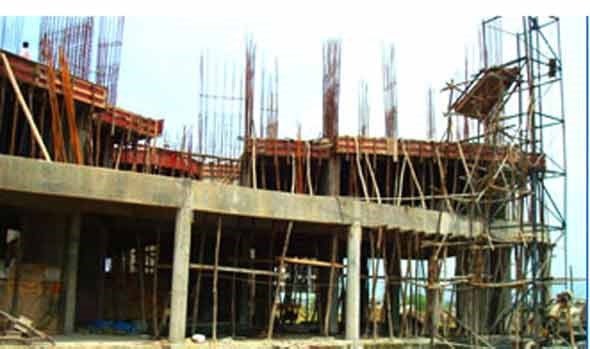 Mahaavir Jyoti 2nd Slab Progress