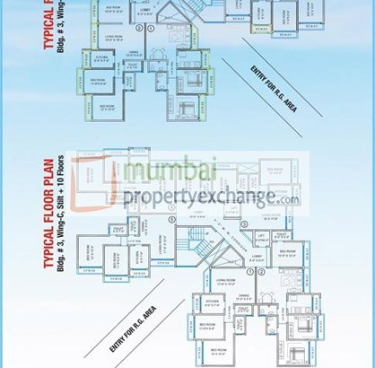 Sun City III Floor Plan II