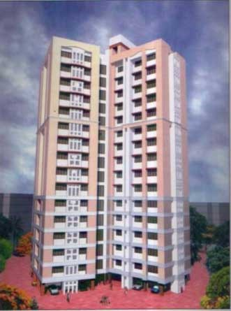 Golden Park Tower, Thane West