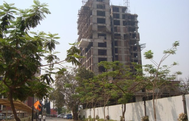 Kashish Tower 14 March 2009