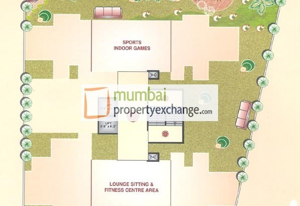 Bhumika Residency First Floor Plan