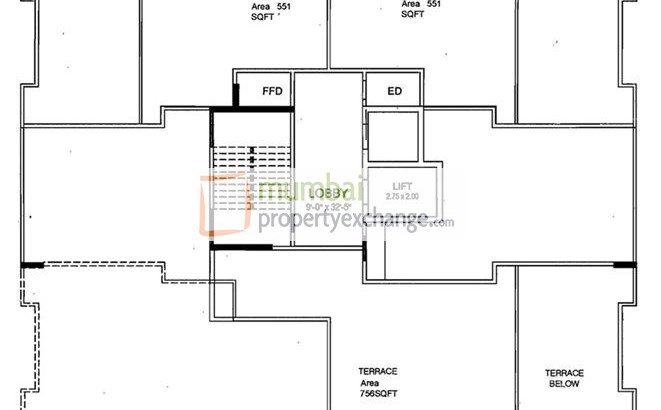 Progressive Highness Floor Plan