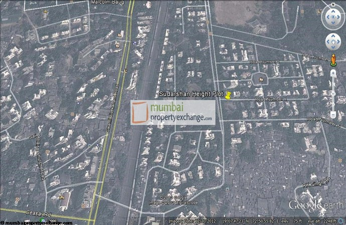 Sudarshan Heights Google Earth