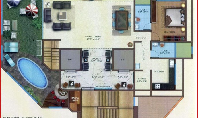 Shivraj Height Floor Plan I