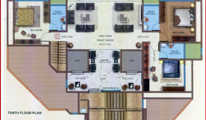Shivraj Height Floor Plan II
