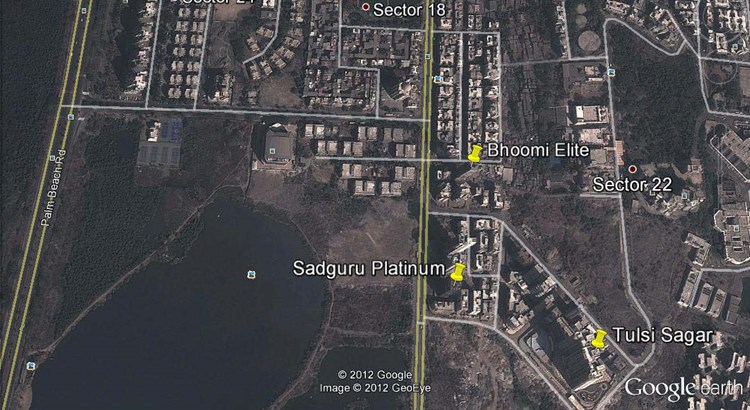 Bhoomi Elite Google Earth