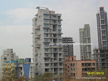 Siddhi Height, Nerul