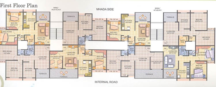 Royal Park Floor Plan III