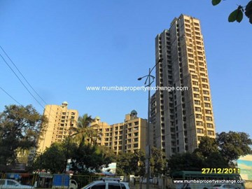 Lalani Residency II, Thane West