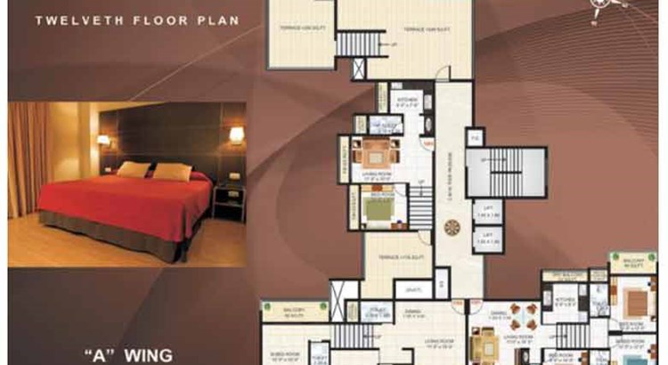 Shreeram Arcade Floor Plan I