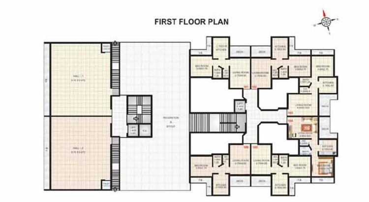 Sierra Galaxy Floor Plan I
