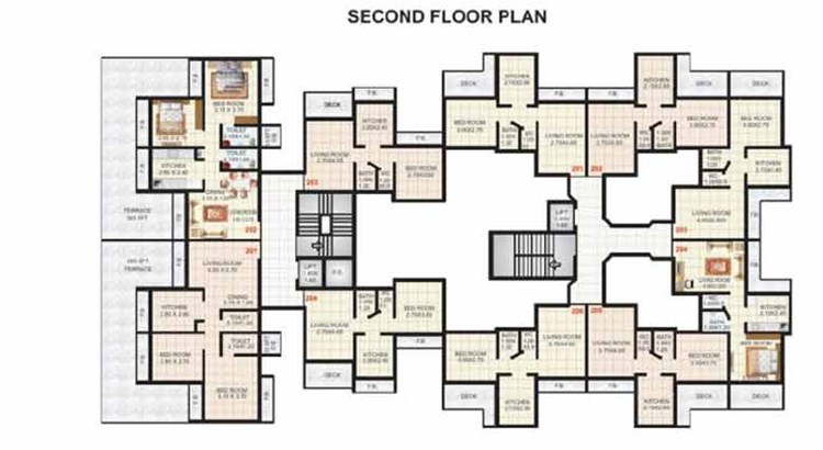 Sierra Galaxy Floor Plan II