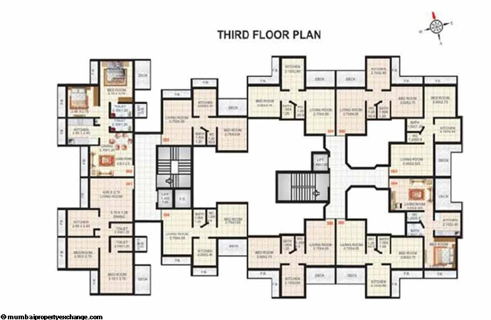 Sierra Galaxy Floor Plan III