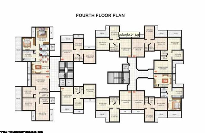 Sierra Galaxy Floor Plan IV